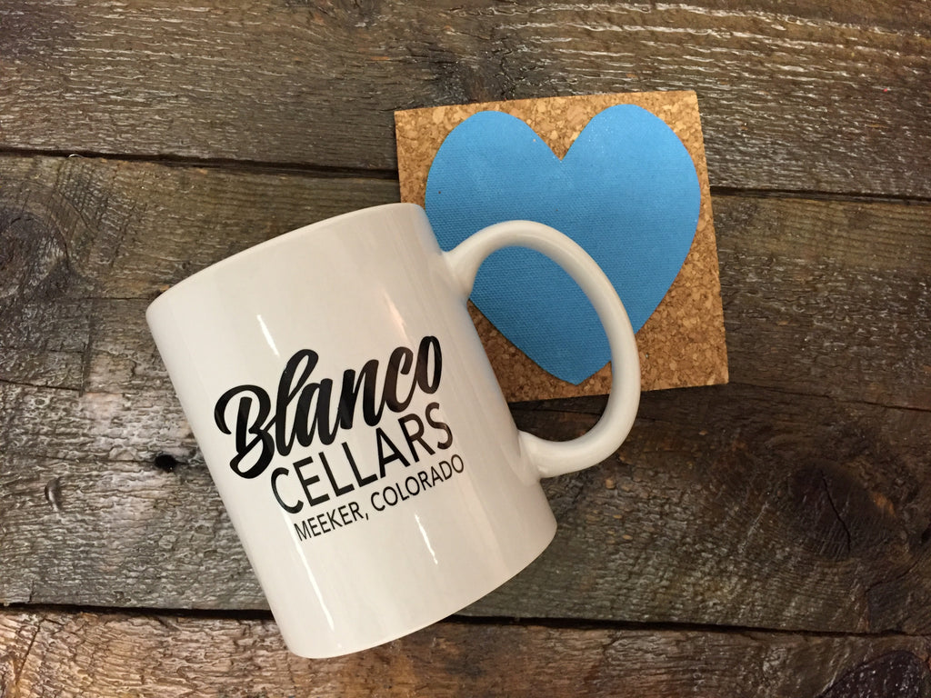 ORIGINAL BLANCO COFFEE MUG