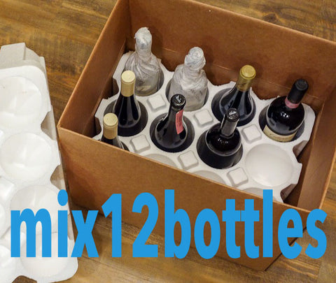 BLANCO BOX - Mix 12 bottles