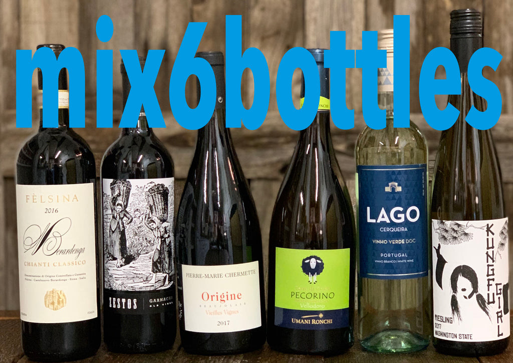 BLANCO BOX - Mix 6 bottles