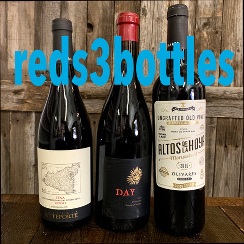 BLANCO BOX - Reds 3 bottles
