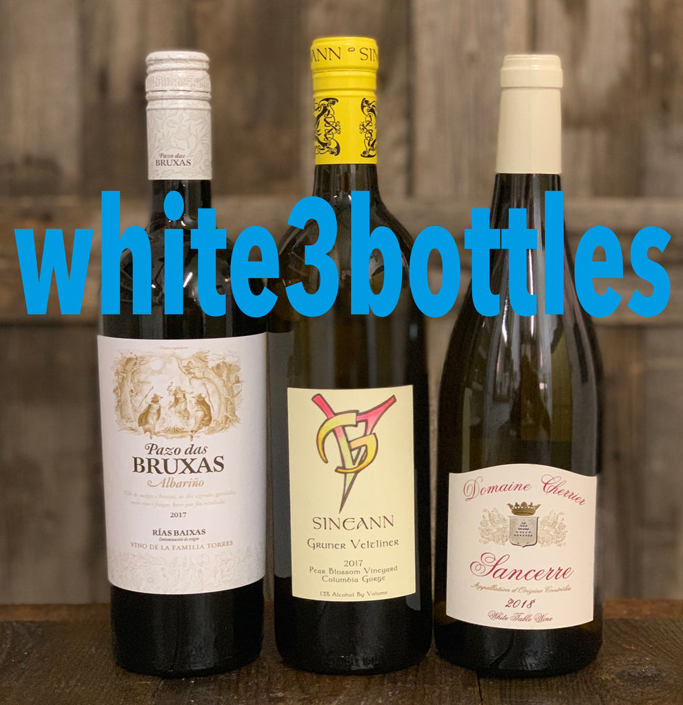 BLANCO BOX - Whites 3 Bottles