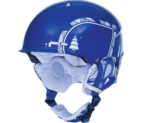 Casco SNOW Helmet PICTURE HUBBER 3 blue