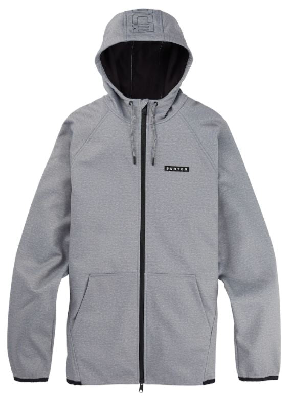 Felpa Tecnica BURTON Crown Weatherproof Long Full-Zip