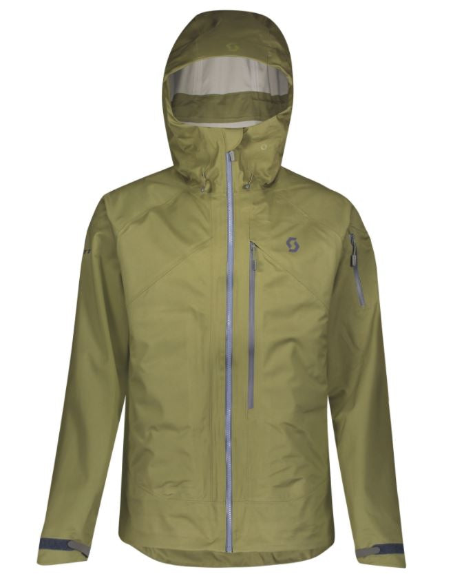 Giacca Snow SCOTT Explorair 3L Green