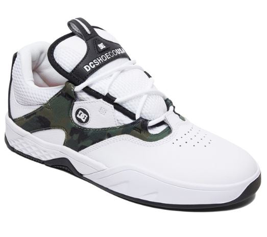 Scarpe DC Shoes Kalis S White Camo