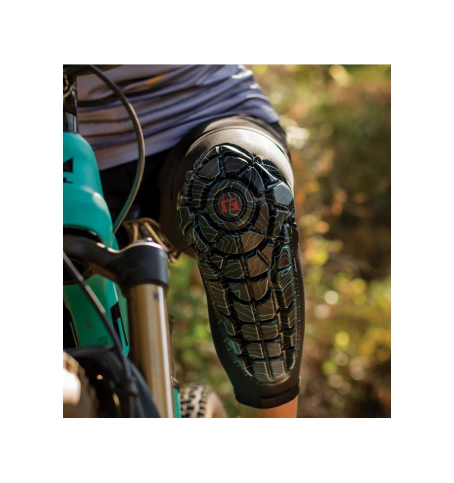 Ginocchiere G-FORM Elite Knee-Shin Guard