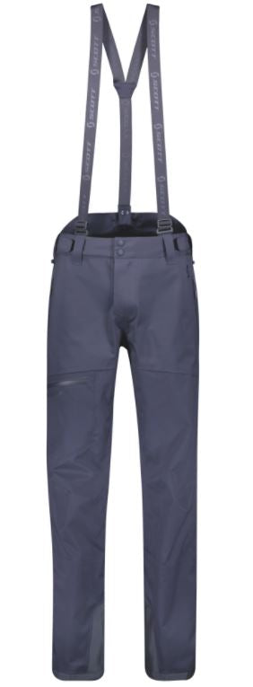 Pantalone Snow SCOTT Explorair 3L Blue Nights