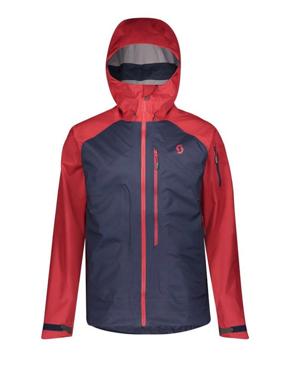 Giacca Snow SCOTT Explorair 3L Red/Blue
