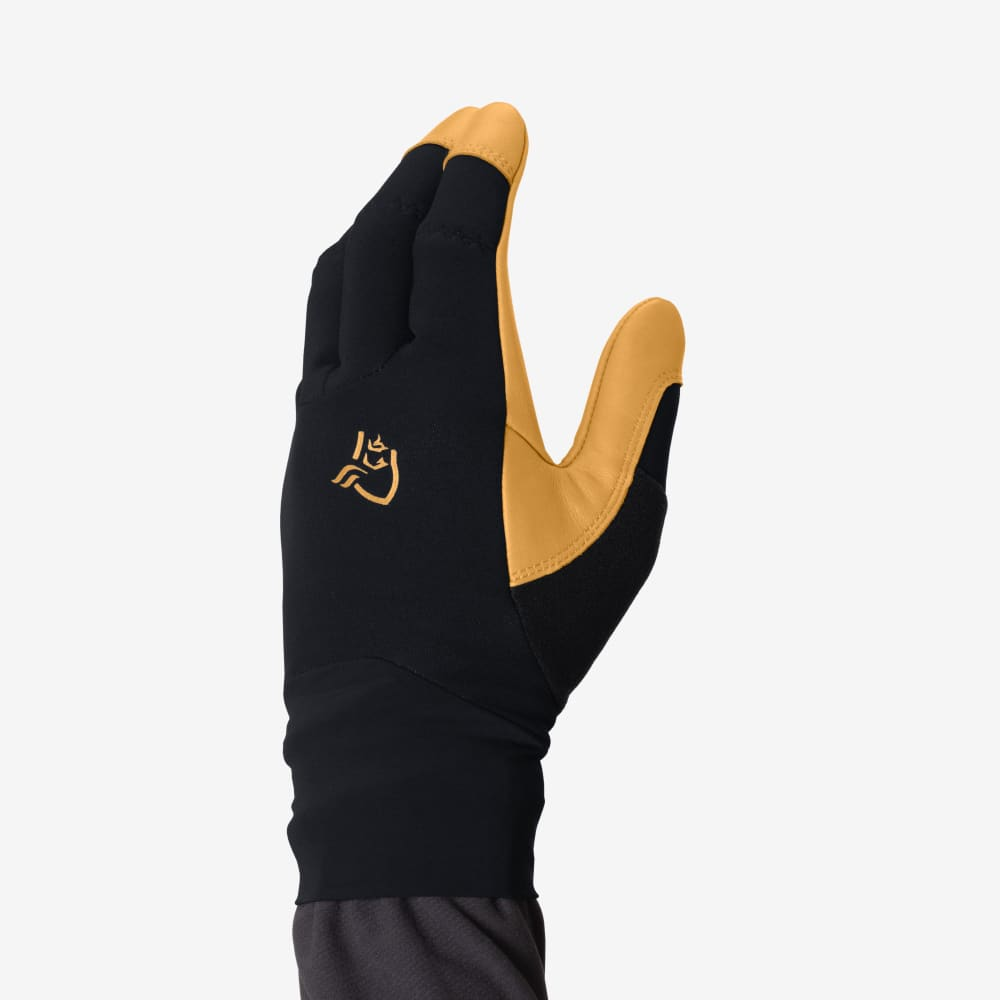 NORRONA Lyngen Infinium Leather Gloves