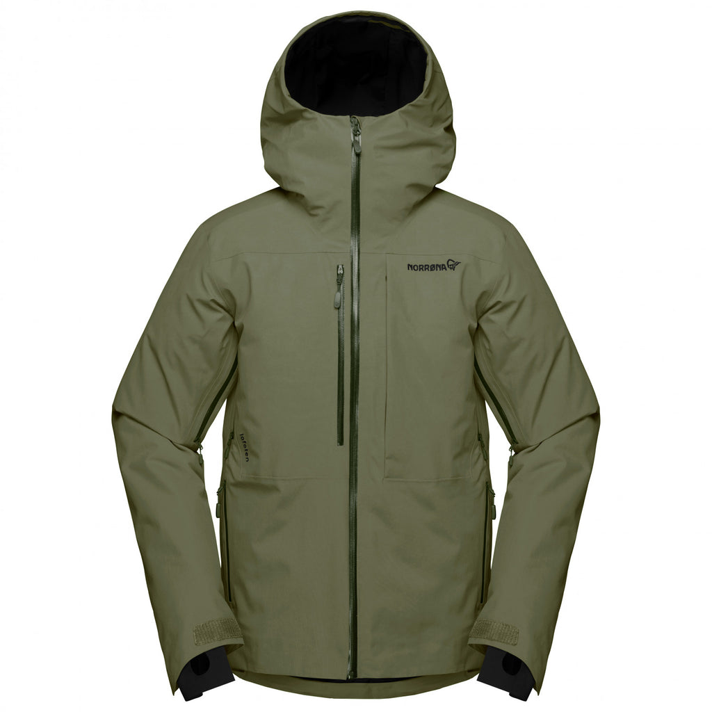 Giacca Snow NORRONA lofoten Gore-Tex Insulated