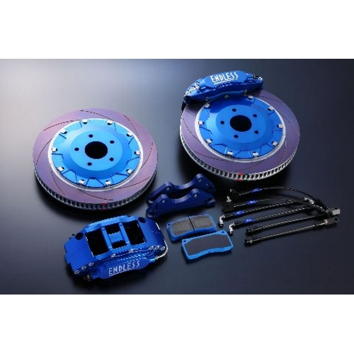 ENDLESS - BIG BRAKE KIT - FRS / BRZ / GT-86 - FRONT & REAR SET