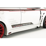 VARIS - MITSUBISHI LANCER EVO X CZ4A WIDEBODY KIT
