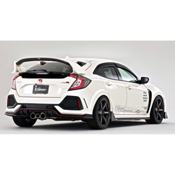 VARIS ARISING I - CIVIC TYPE-R (FK8) - REAR FENDER TRIM
