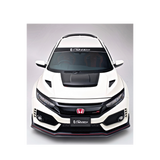 VARIS ARISING I - CIVIC TYPE-R (FK8) - FRONT LIP SPOILER