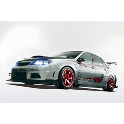 VARIS - SUBARU IMPREZA 08-14 WRX STI SEDAN GVB WIDEBODY KIT