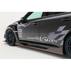VARIS - SUBARU WRX STI GVB/ GRB 08-14 SEDAN/ HB ULT. - SIDE SKIRTS