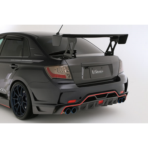 VARIS - SUBARU WRX STI GVB 08-14 SEDAN ULTIMATE - REAR BUMPER