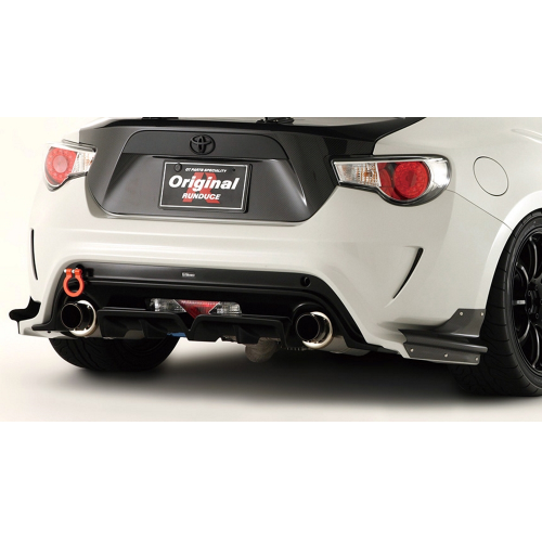 VARIS - TOYOTA 86 / SCION FRS/ SUBARU BRZ - ARISING II - REAR BUMPER