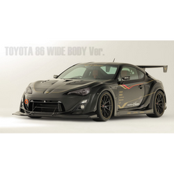 VARIS - TOYOTA 86/ SCION FRS/ SUBARU BRZ WIDEBODY KIT