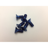 VERTEX - TITANIUM STEERING WHEEL BOLTS