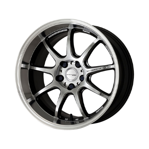 "WORK WHEELS - WORK EMOTION - D9R 18""x8.5"""