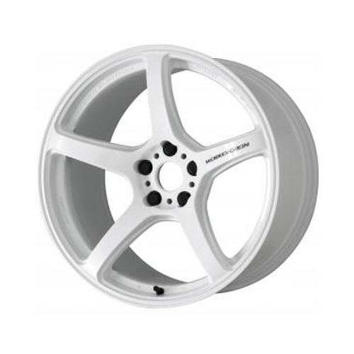 "WORK WHEELS - WORK EMOTION - T5R 18""x8.5"""