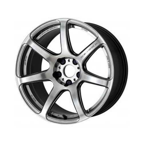 "WORK WHEELS - WORK EMOTION - T7R 18""x8.5"""
