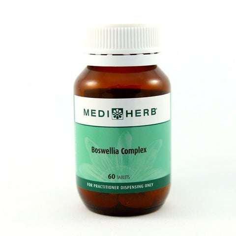 MediHerb Boswellia Complex 60 Tablets