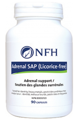 NFH ADRENAL SAP (LICORICE-FREE)