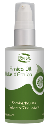 St. Francis Arnica Oil
