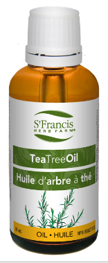 St. Francis Herb Farm Tea Tree Oil