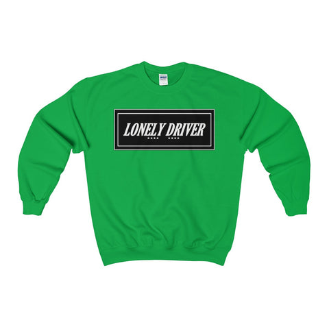Lonely Driver Heavy Blend™ Adult Crewneck Sweatshirt