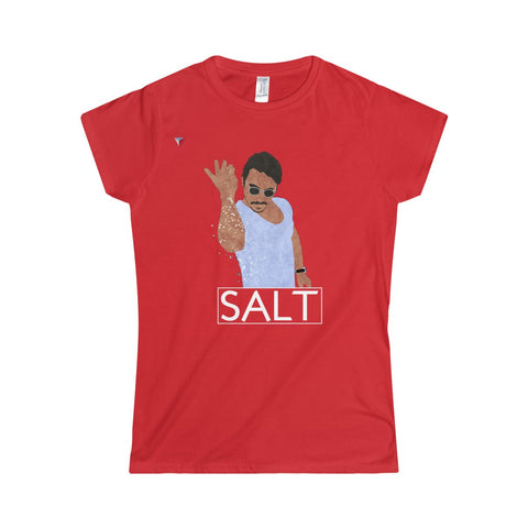 Salt Bae Softstyle Women's T-Shirt