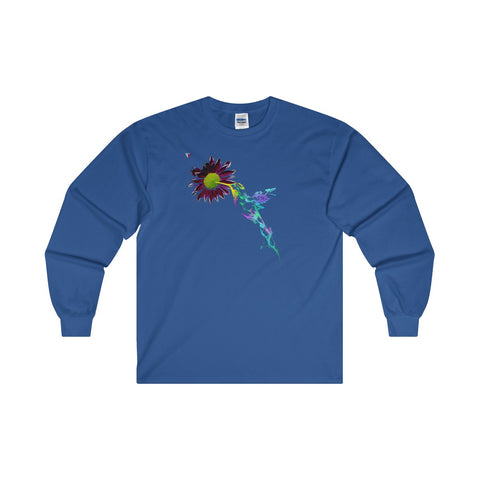 Neon Colibri Ultra Cotton Long Sleeve T-Shirt