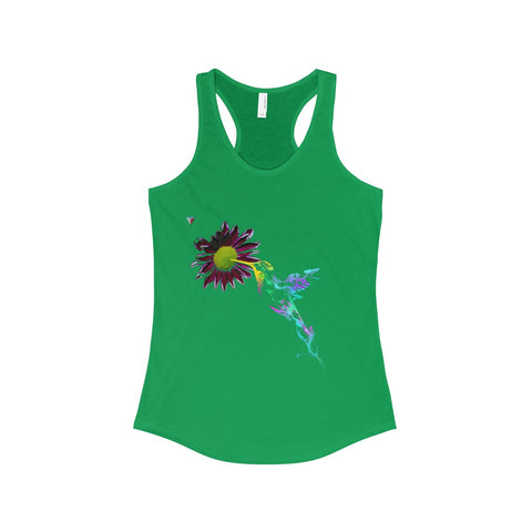 Neon Colibri The Ideal Racerback Tank