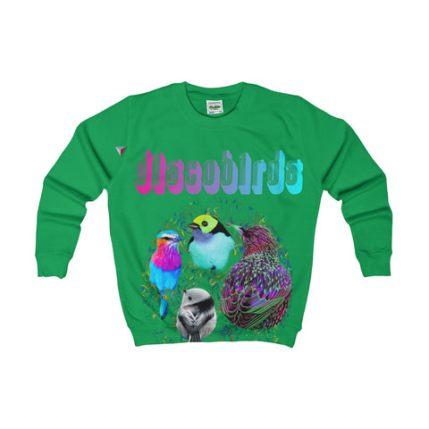 Discobirds Kids AWDis Sweat