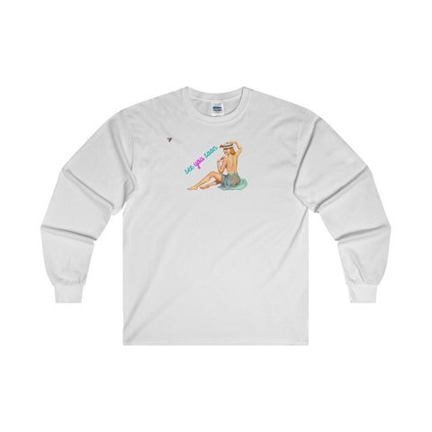 See You Soon Pin Up Ultra Cotton Long Sleeve T-Shirt