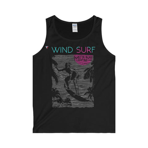 Wind Surf Miami Tank Top