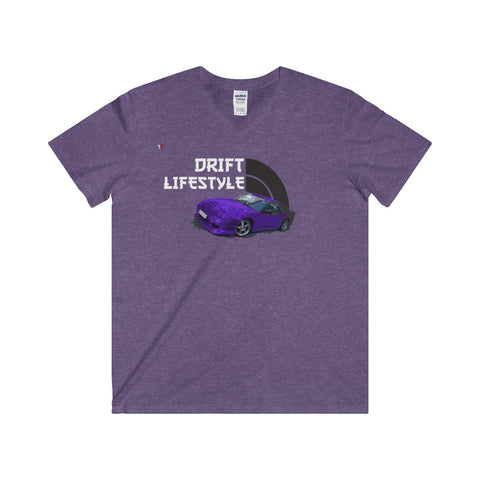 Drift Lifestyle Softstyle® Adult V-Neck T-Shirt