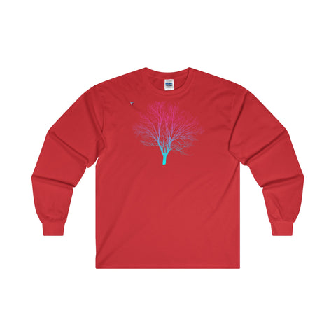 Neon Tree - Ultra Cotton Long Sleeve T-Shirt