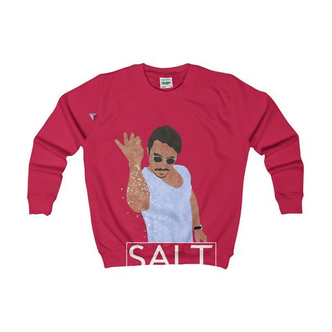 Salt Bae Kids AWDis Sweat