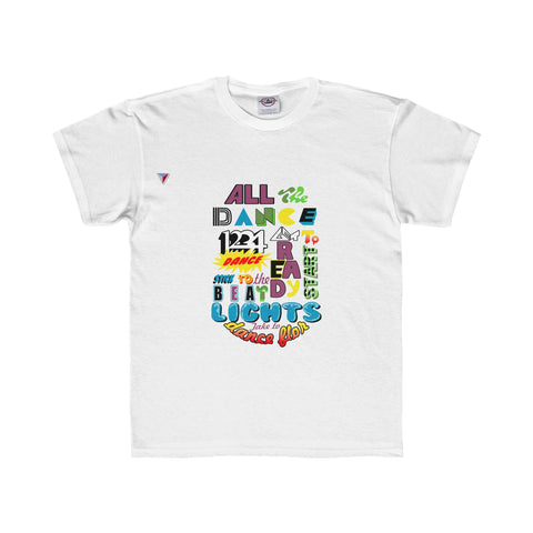 Ready To Dance - Youth Regular Fit Tee