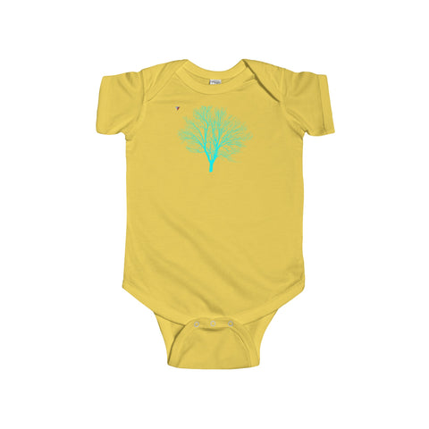 Cyan Tree - Infant Fine Jersey Bodysuit