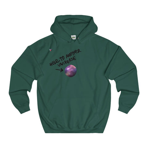 Hole To Another Universe Hoodie
