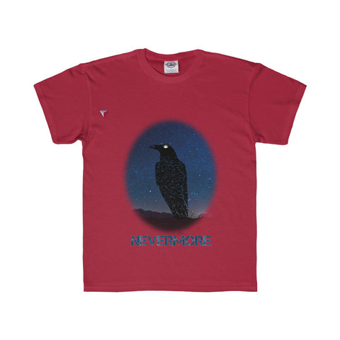 Raven Nevermore Youth Regular Fit Tee