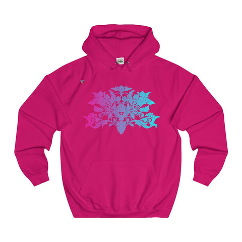 Colorful Baroque Hoodie