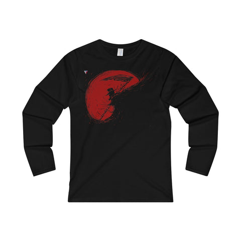 Bloodmoon Ladies' Long Sleeve T-Shirt