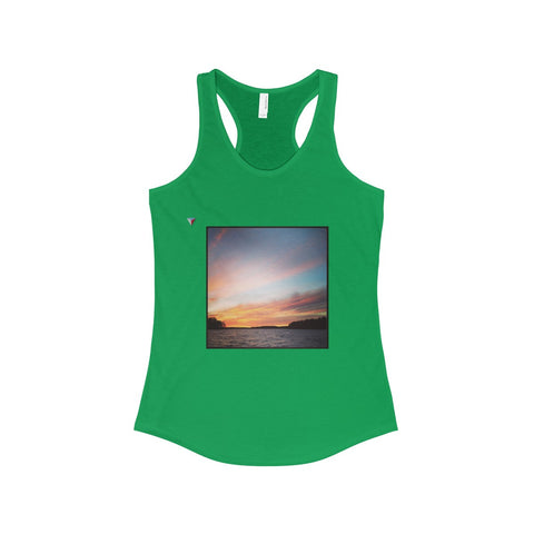 Natural Beauty The Ideal Racerback Tank