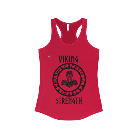 Viking Black Women's The Ideal Racerback Tank