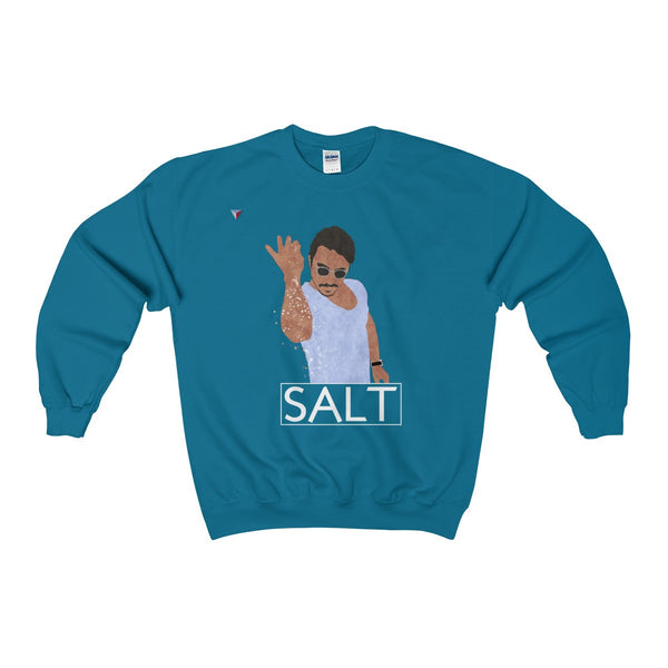 Salt Bae Heavy Blend™ Adult Crewneck Sweatshirt